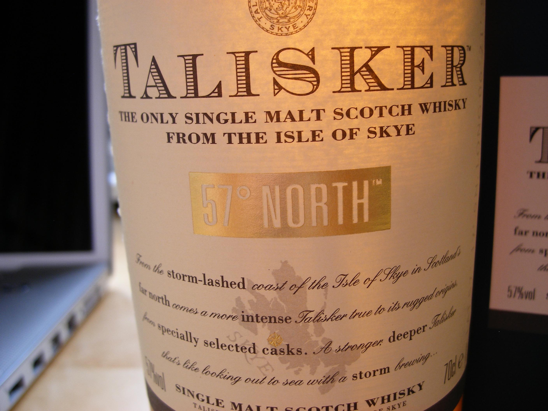 Talker 57 Degrees North