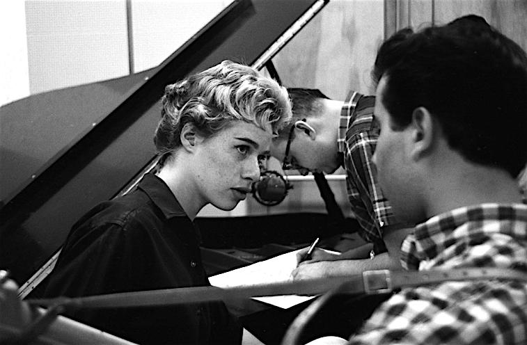 Carole King and Paul Simon