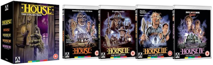 House Collection Box Set
